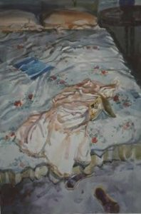 The Nightdress by Colina Grant