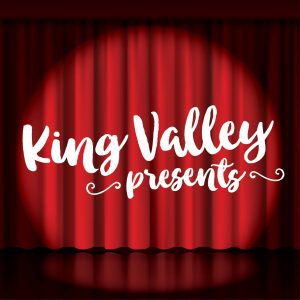 King Valley Presents Logo