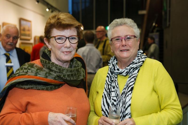 Wendy Wilson and Bernadette Kocks