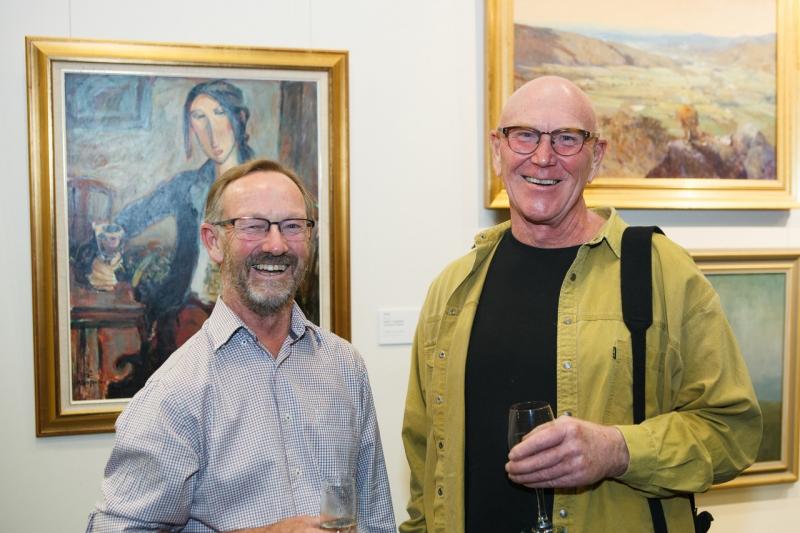 Rob Carolane and John Kunert